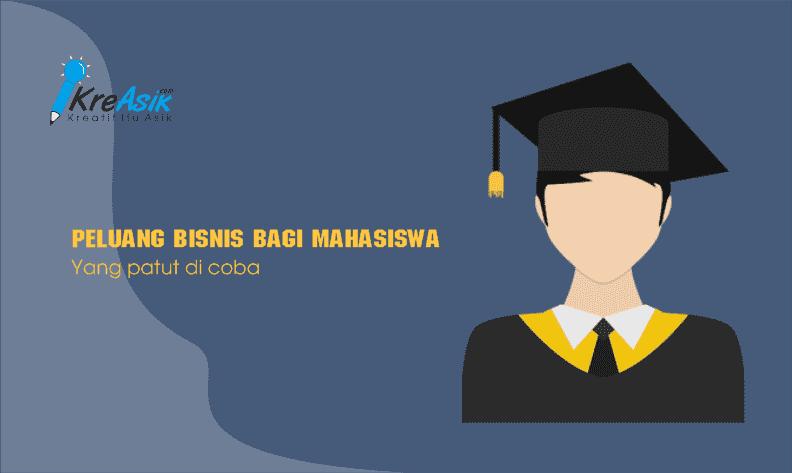 Bisnis Bagi Mahasiswa